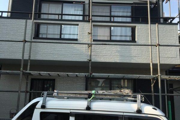 ベランダFRP防水工事、屋根カバー工事、外壁塗装、庇補修工事 栃木県宇都宮市