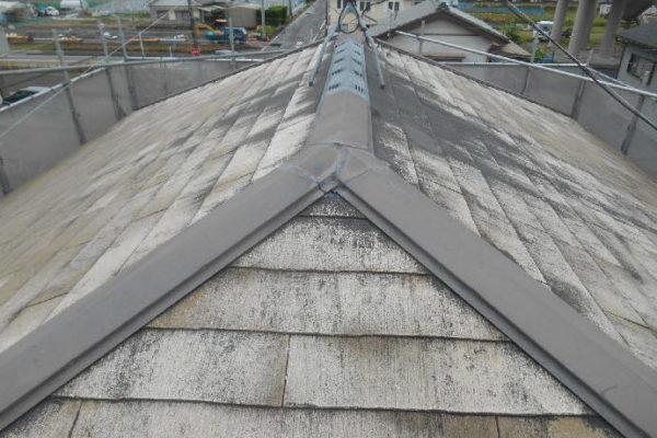 屋根塗装・外壁塗装・棟鈑金交換 栃木県宇都宮市